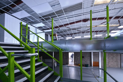 Self Storage Facility Design, Manufacture and Construction